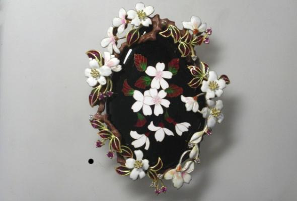 Кунио Накадзима «В саду» - Фото №0