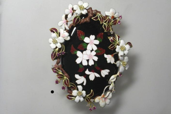 Кунио Накадзима «В саду»