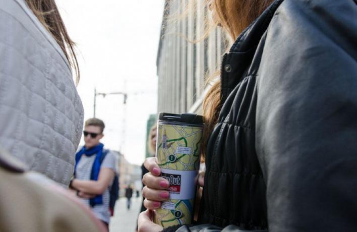 29сентября пройдет последняя прогулка от«Time Out Москва» иStarbucks