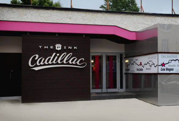 The Pink Cadillac - Фото №1