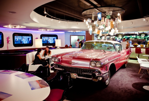 The Pink Cadillac - Фото №0