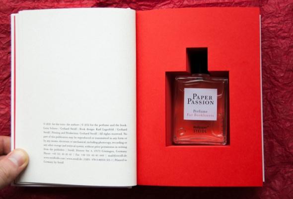 Аромат Paper Passion пахнет как свежеотпечатанная книга - Фото №0