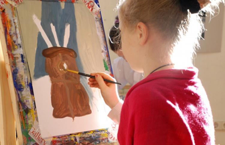 """Набор на курс рисования для детей """"Маэстро"""""""