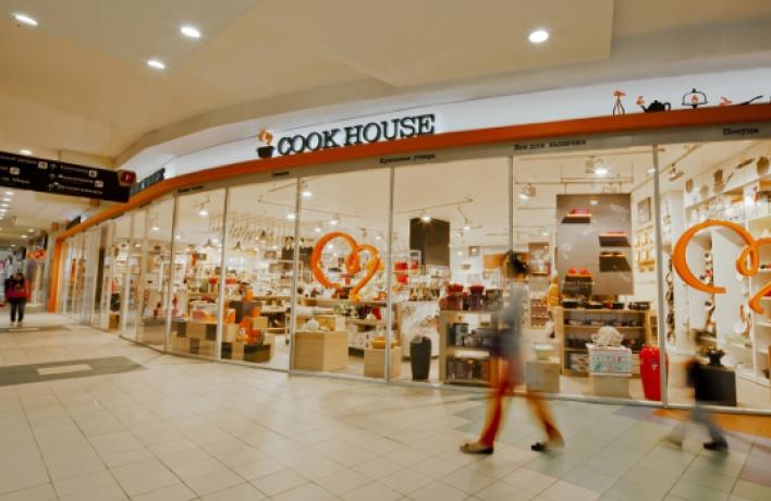 Открылась новая сеть магазинов кухонной утвари