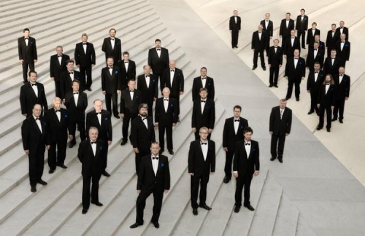 Эстонский национальный мужской хор (RAM)