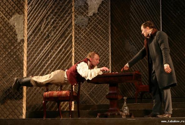 Похождение, составленное по поэме Н. В. Гоголя «Мертвые души» - Фото №5