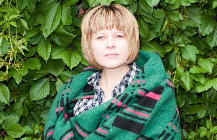 Анна Желудь: «Люблю Москву занесуразность иневероятность»