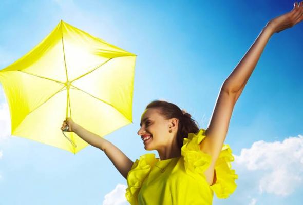 30ярких зонтов - Фото №0