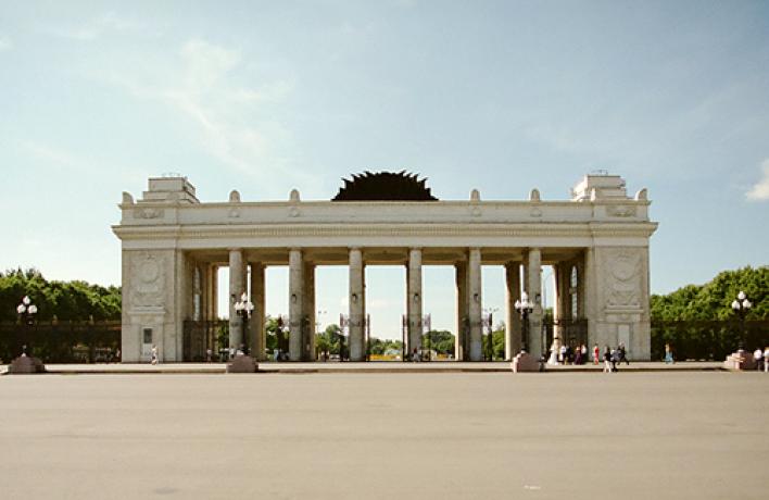Воробьевы горы могут стать частью Парка Горького