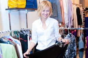 НаАкадемической открылся благотворительный магазин «БлагоБутик»