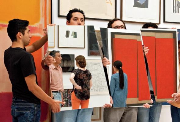 Фестиваль «Современное искусство втрадиционном музее» - Фото №0