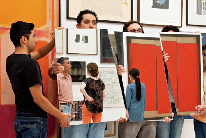 Фестиваль «Современное искусство втрадиционном музее»
