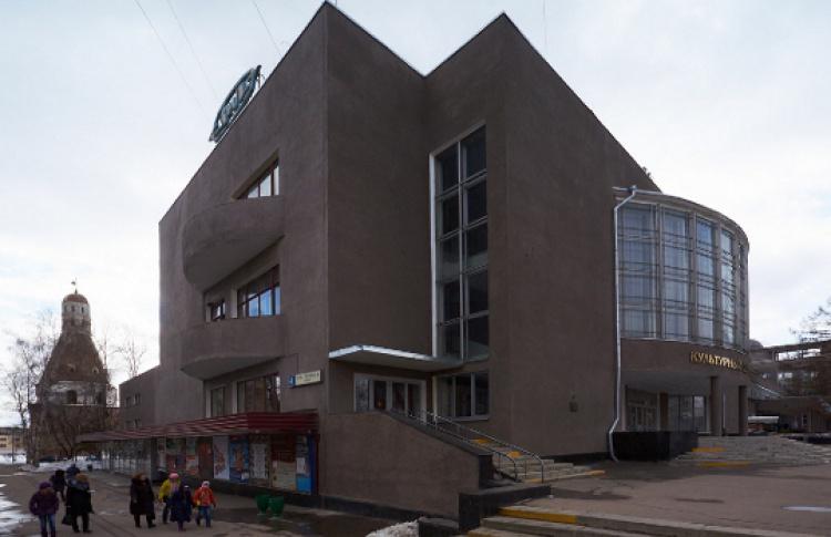 Экскурсия по Культурному центру ЗИЛ