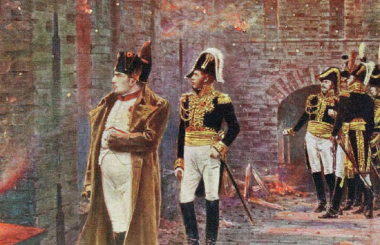 Досуг в Москве-1812