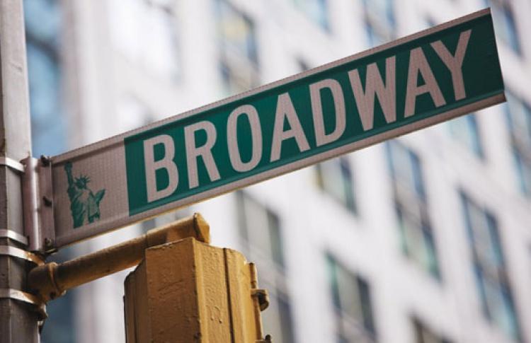 История Бродвея