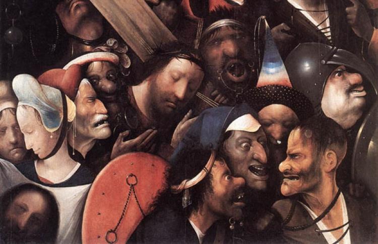 Иероним Босх: сущности и абсурд в Северном Возрождении