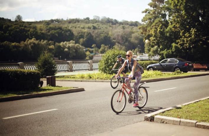 Вгороде появятся 250 пунктов велопроката