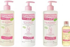 Topicrem представил органическую косметику для детей
