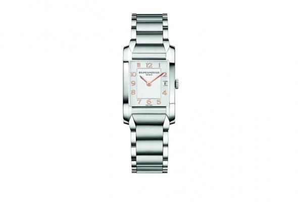 Baume & Mercier представил женские часы встиле ар-деко - Фото №2