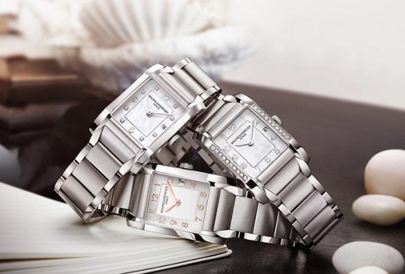 Baume & Mercier представил женские часы встиле ар-деко - Фото №0
