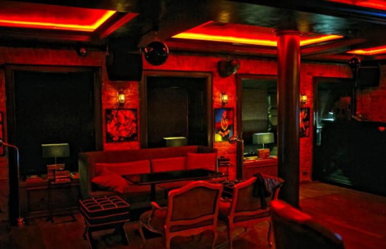 Открытие Kisa Bar