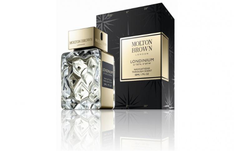 УMolton Brown появился новый аромат LONDINIUM