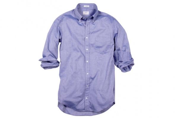 Gant привез вРоссию коллекционные рубашки Yale Co-op - Фото №0