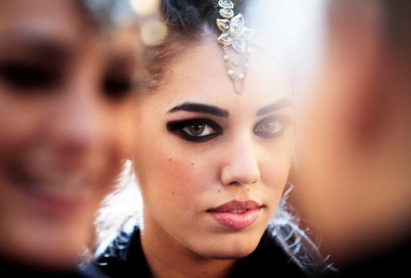 ВBeauty Boutique Chanel появилась индийская коллекция макияжа - Фото №0