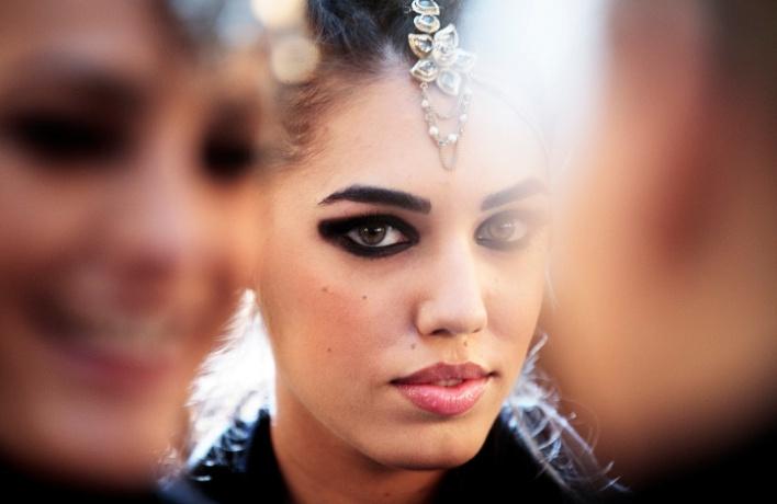 ВBeauty Boutique Chanel появилась индийская коллекция макияжа