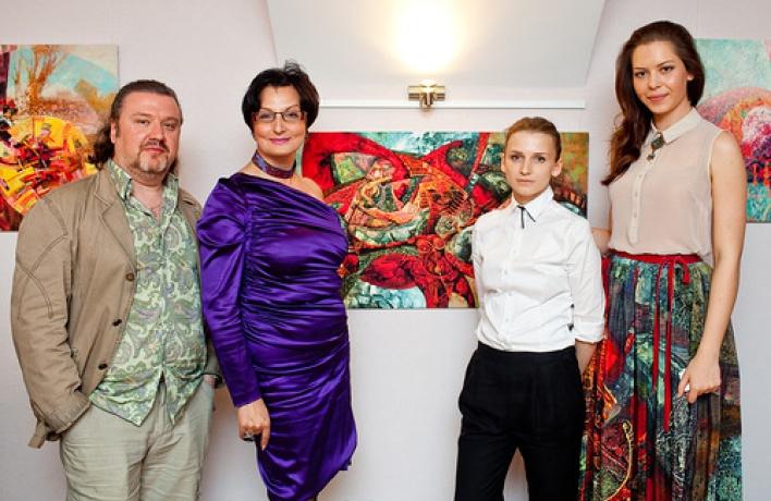 Дебютная коллекция Pavo Creations сезона осень-зима 2012