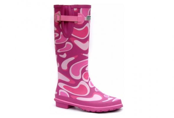 Непромокаемая обувь: 50пар наосень - Фото №24