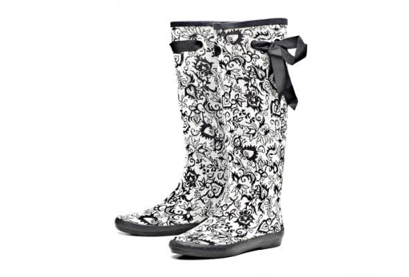Непромокаемая обувь: 50пар наосень - Фото №31