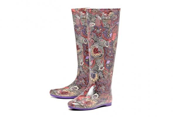 Непромокаемая обувь: 50пар наосень - Фото №22