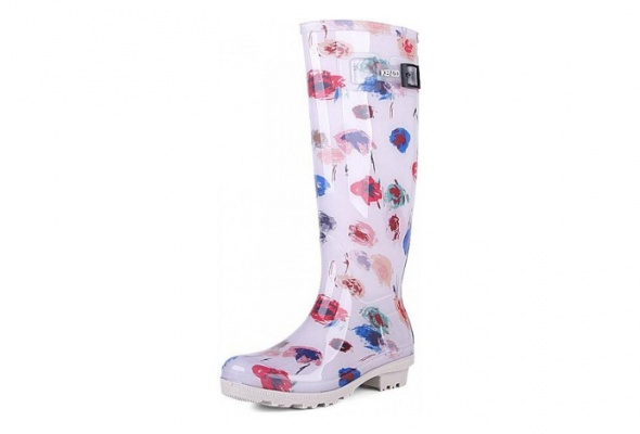 Непромокаемая обувь: 50пар наосень - Фото №33