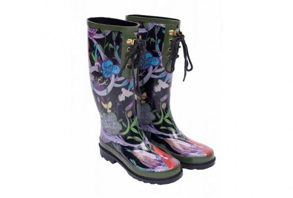 Непромокаемая обувь: 50пар наосень - Фото №35