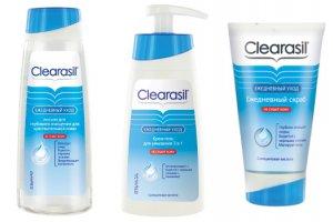 Clearasil представил обновленную линию «Ежедневный уход»