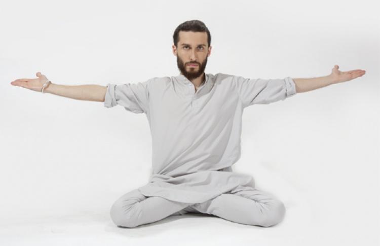 """Йога-семинар """"Йога для похудения и укрепления иммунитета"""" с Алексеем Владовским"""