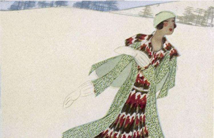 Мода и нравы 1930-х