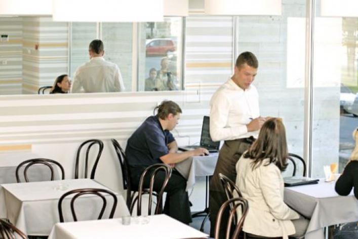 Тренд: рестораны наокраинах