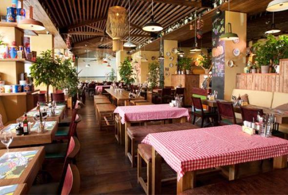 Тренд: рестораны наокраинах - Фото №6