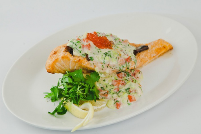 Первый день рождения ресторана ''Калитка''