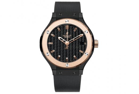 Hublot выпустил часы-унисекс Classic Fusion - Фото №2