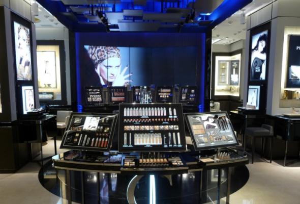 ВЦУМе открылся новый парфюмерно-косметический корнер Dior - Фото №2