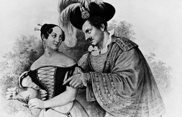 «Фауст» у Гете и у Пушкина