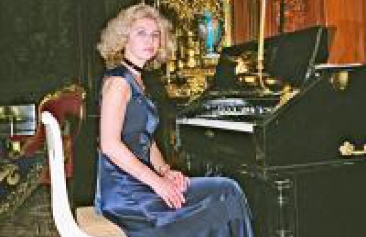 Концерт в Гобеленовой гостиной