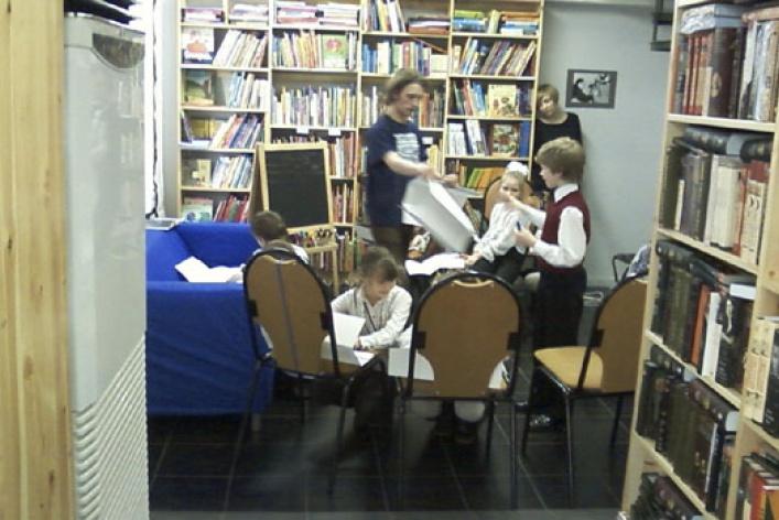 5необычных книжных магазинов
