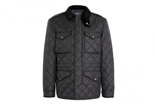 10мужских стеганых курток - Фото №10