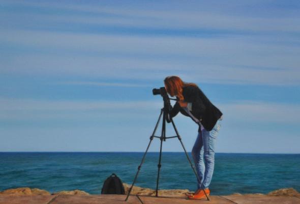 Хосе Антонио Соролла «Море, небо, облака и спины» - Фото №0