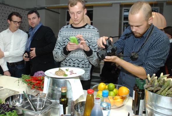 Открытие фестиваля фермерских продуктов вLavkaLavka - Фото №2