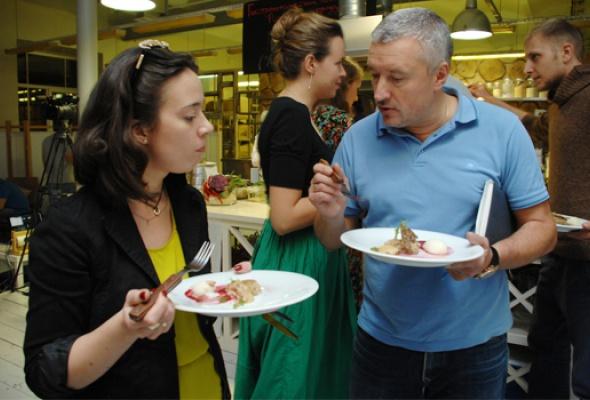 Открытие фестиваля фермерских продуктов вLavkaLavka - Фото №3